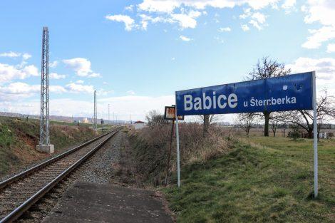 Zastávka Babice u Šternberka dostane nové nástupiště. Pramen: Správa železnic