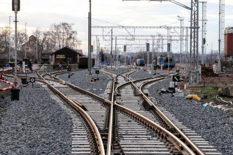 Stanice Uničov. Pramen: Správa železnic