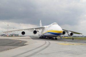 Antonov An-124 Ruslan v Praze. Foto: Rosťa Kopecký / Flyrosta.com