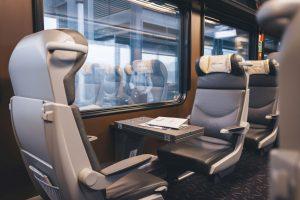 Nová třída Economy Plus v Leo Express. Foto: LE