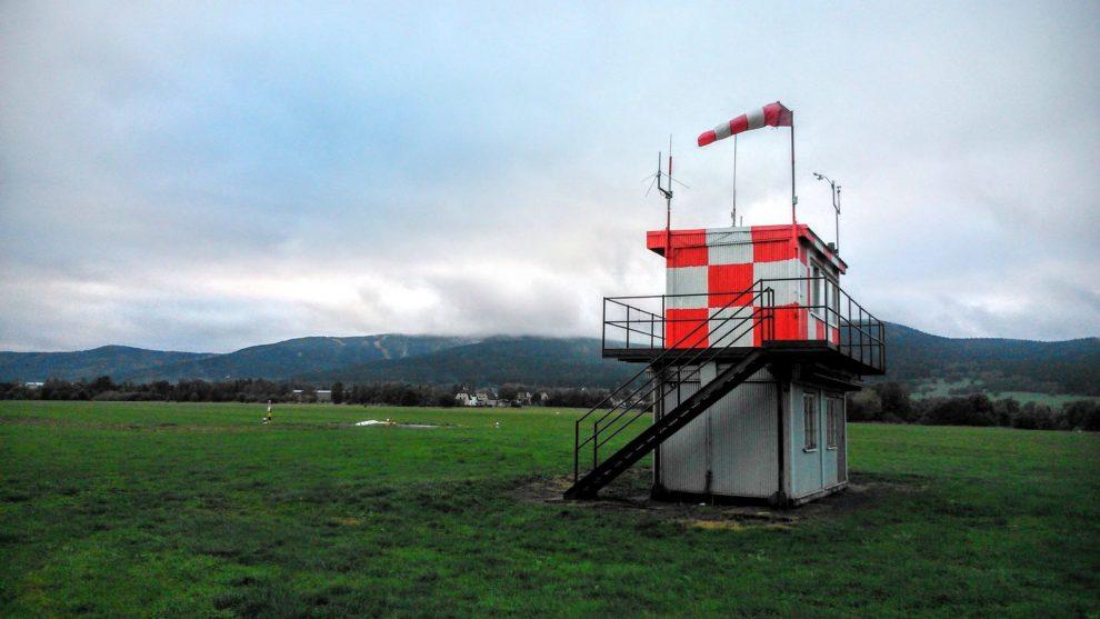 Letiště Liberec. Foto: Zdopravy.cz / Jan Sůra