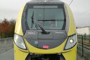Nové jednotky Omneo Premium. Foto: region Centre-Val de Loire