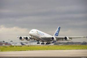 Airbus A380. Foto: Airbus