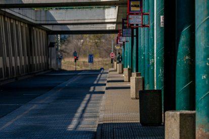 Terminál Černý Most. Foto: IPR Praha