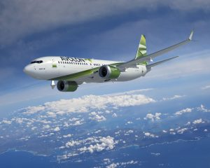 Boeing 737 MAX 8 v barvách leasingové společnosti Avolon. Foto: Boeing