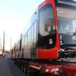 Nová tramvaj Siemens Avenio pro Brémy. Foto: BSAG