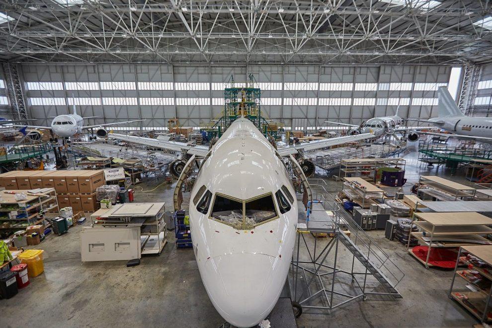 Opravny Job Air Technic. Pramen: Job Air Technic