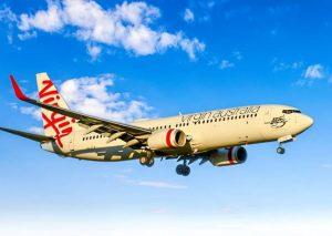 Boeing 737-800 v barvách Virgin Australia. Foto: Virgin Australia
