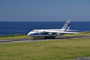 Antonov An-124 v barvách Volga Dnepr Airlines