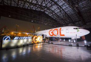Boeing 737 MAX společnosti GOL. Foto: Boeing