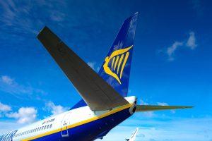 Boeing 737-800 Ryanairu. Foto: Ryanair