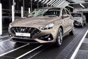 Nový Hyundai i30. Foto: HMMC