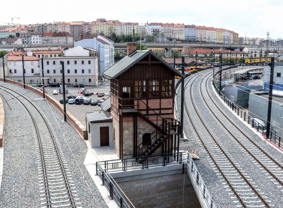 Negrelliho viadukt po rekonstrukci. Pramen: Správa železnic