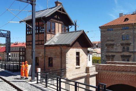 Negrelliho viadukt po rekonstrukci. Autor: České dráhy/Petr Šťáhlavský