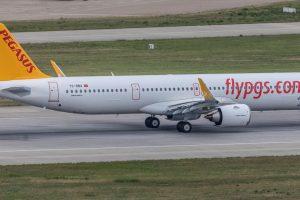 Jedním z prvních zákazníků, který využil nový systém převzetí letadel e-delivery, jsou turecké Pegasus Airlines. Foto: Airbus