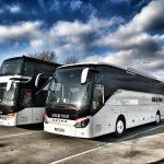 Autobusy společnosti Alva Tour. Foto: Alva Tour