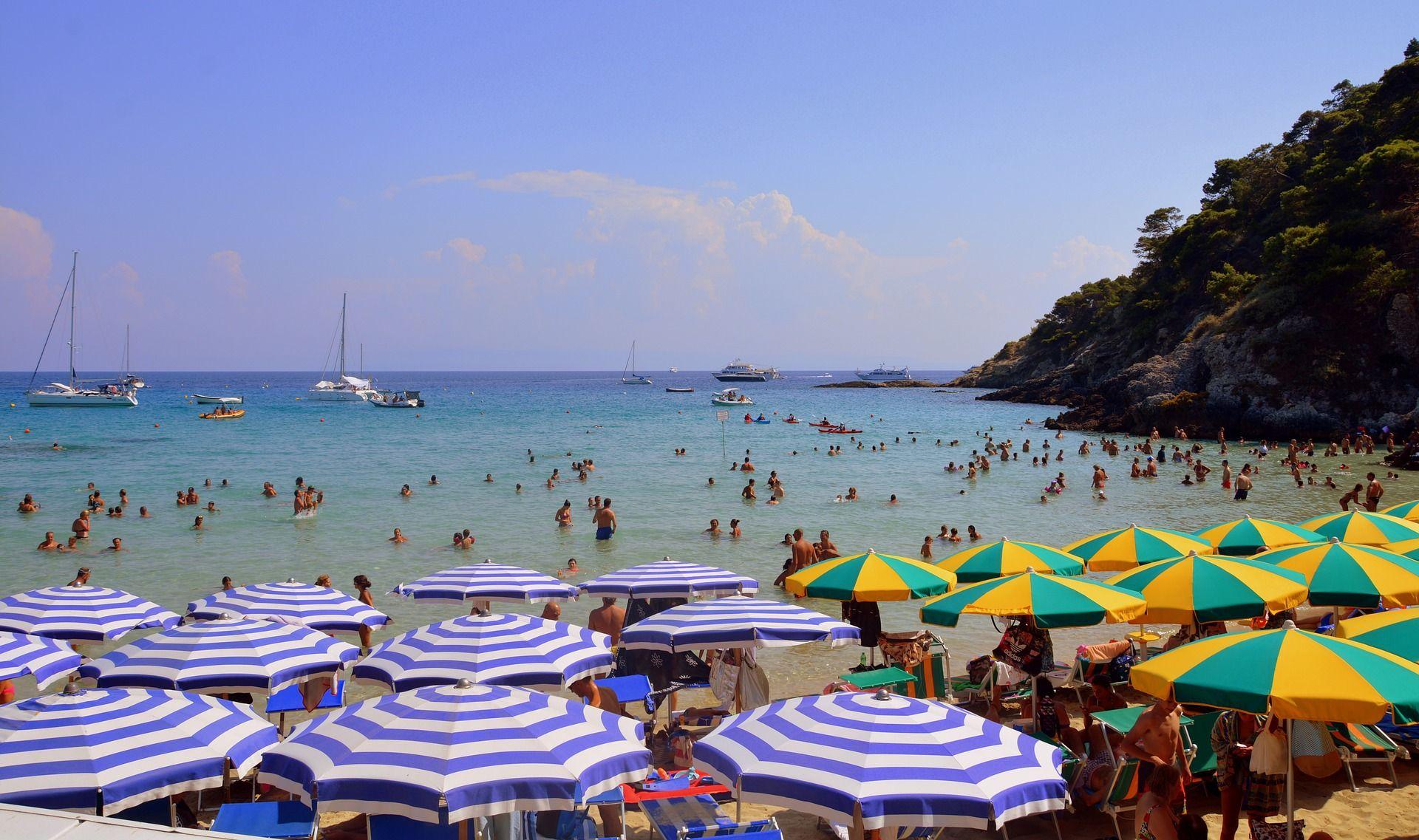 Pobyt u moře. Ilustrační foto: Pixabay.com