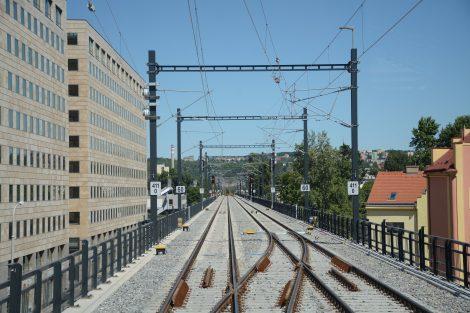 Negrelliho viadukt v novém. Pramen: Ministerstvo dopravy