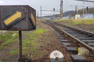 Stanice Ústí nad Labem západ. Foto: Jan Sůra / Zdopravy.cz