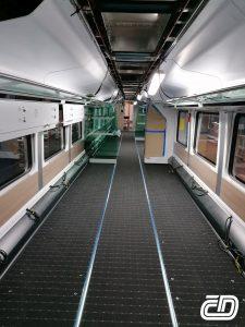 Výroba nových vozů Siemens - Škoda. Foto: České dráhy