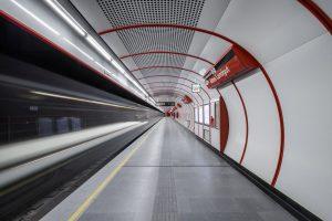 Vídeňské metro. Pramen: Wiener Linien