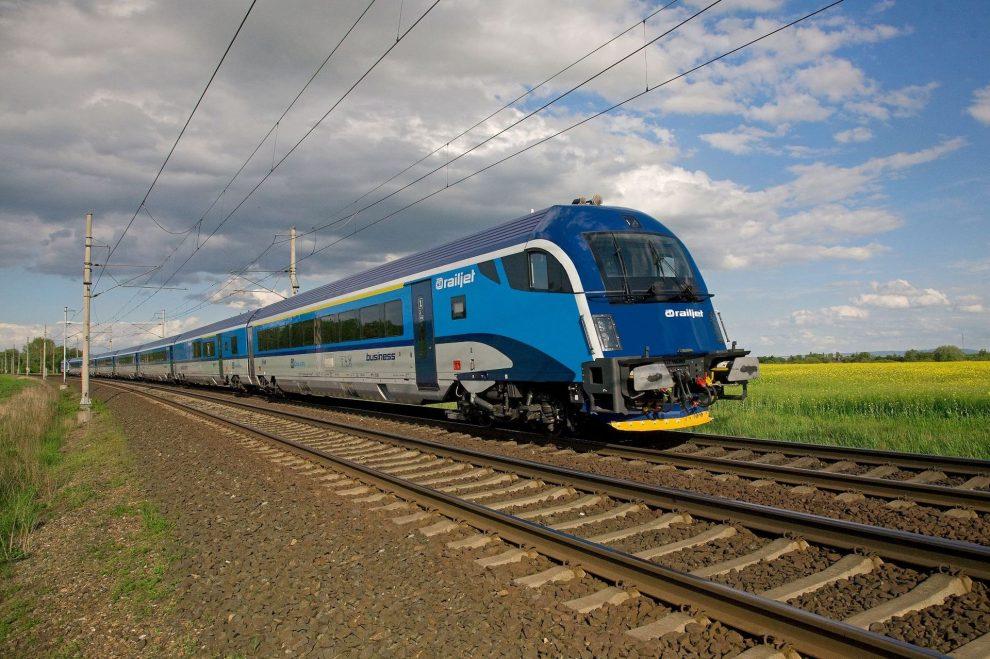 Railjet. Foto: České dráhy