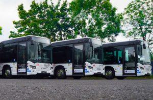Nové autobusy Scania pro ČSAD Havířov. Pramen: Scania