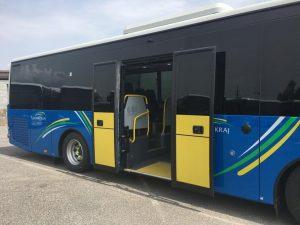 Nové autobusy Iveco Crossway pro Plzeňský kraj. Foto: Plzeňský kraj