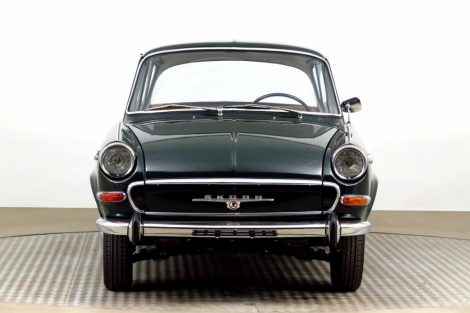 Škoda 1000 MBX z roku 1967. Pramen: Mototechna Classic