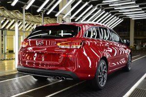 Hyundai i30. Foto: HMMC