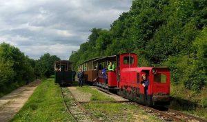 Výletní vlaky Muzea průmyslových železnic. Foto: MPŽ
