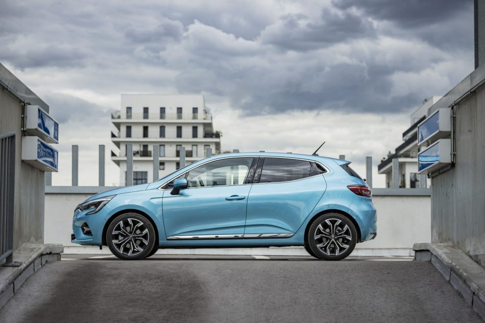 Renault Clio. Foto: Renault