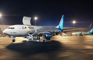 Boeing 737-800BCF. Foto: Boeing