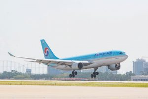 Airbus A330-200 společnosti Korean Air. Foto: Korean Air