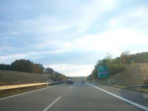 Dálnice D52 u Pohořelic. Autor: User:My Friend – Vlastní dílo, CC BY-SA 3.0, https://commons.wikimedia.org/w/index.php?curid=8303906
