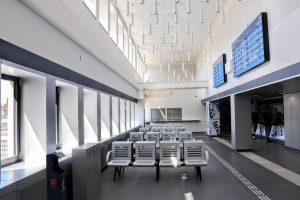 Pro cestující vHavířově se otevřely nové odbavovací prostory. Pramen: Správa železnic