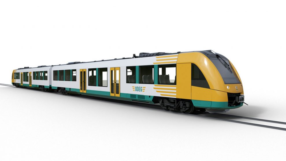 Jednotky Alstom Coradia Lint pro ODEG. Foto: Alstom