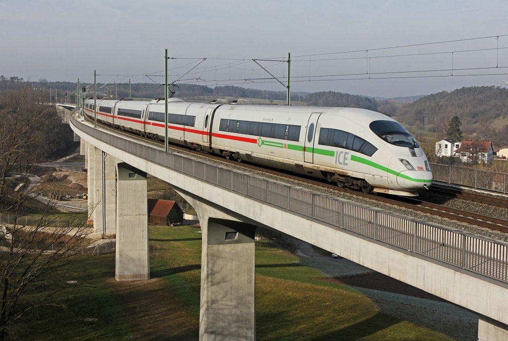 Nagysebességű vasút Németországban