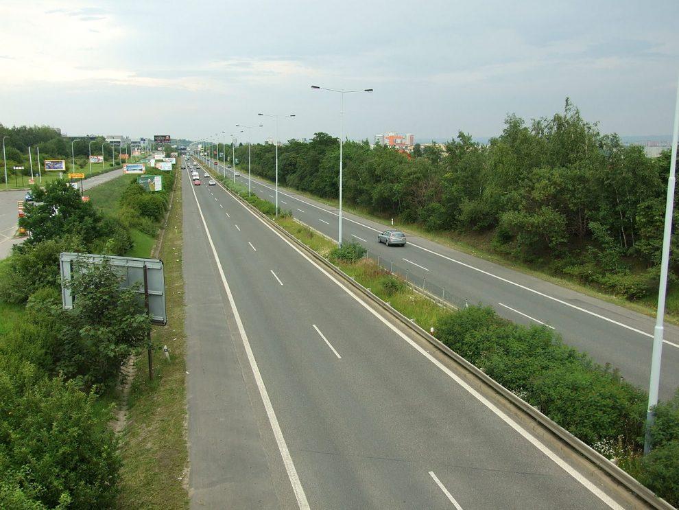 Rozvadovská spojka. Pramen: Aktron/Wikimedia Commons.