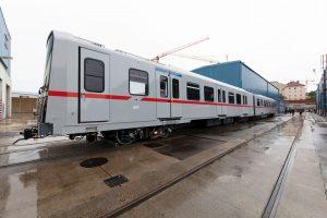 Nové vozy pro vídeňské metro X-Wagen. Autor: Severin Wurnig