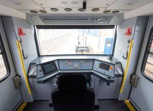 Nový vůz pro vídeňské metro X-Wagen. Autor: Severin Wurnig