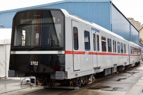 Nové vozy X-Wagen pro vídeňské metro. Autor: PID/ Fürthner