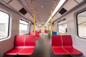 Nové vozy pro vídeňské metro X-Wagen. Autor: Severin Wurnig/Wiener Linien