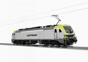Lokomotiva Stadler Euro 6000. Foto: Alpha Trains