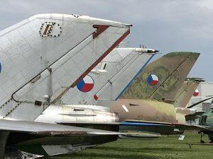 Letecké muzeum v Kunovicích. Foto: Vlastimil Kučera