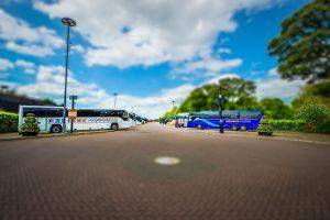 Zájezdové autobusy. Ilustrační foto: Pixabay.com