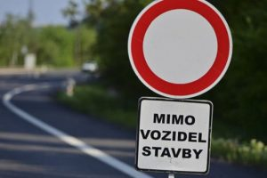 Oprava silnice. Ilustrační foto: Liberecký kraj