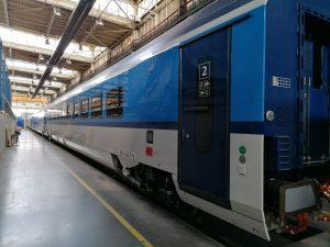 Nové vozy Siemens-Škoda. Foto: ČD