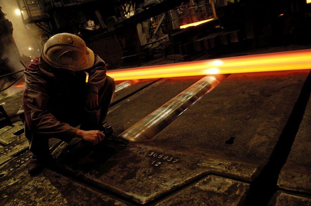 Železniční průmysl, ilustrační foto. Pramen: ACRI
