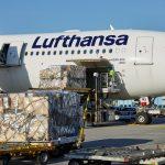 Nakládka do Airbusu A330-300. Foto: Lufthansa